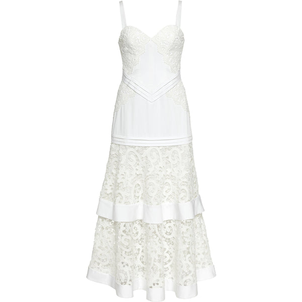 CLOTHING - Harlowe Dress White