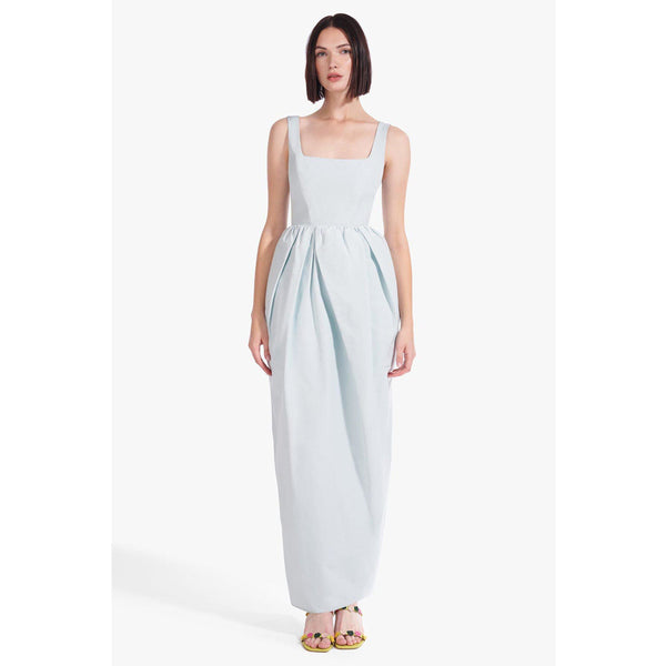 CLOTHING - Iris Dress Seafoam Blue