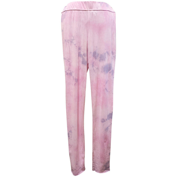 CLOTHING - Legging Tie Dye Lavender