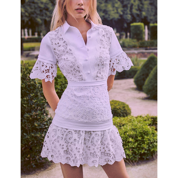 CLOTHING - Liberty Dress White