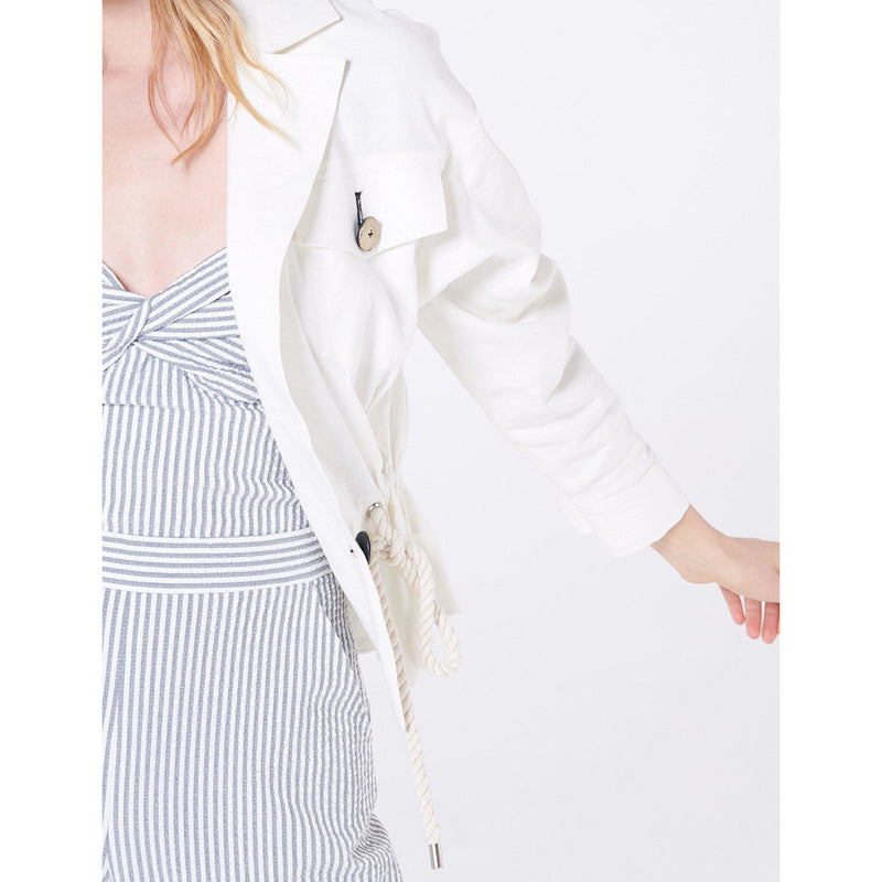CLOTHING - Magni Jacket White