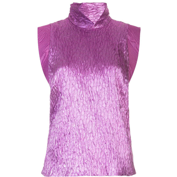 CLOTHING - Mirar Top Orchid