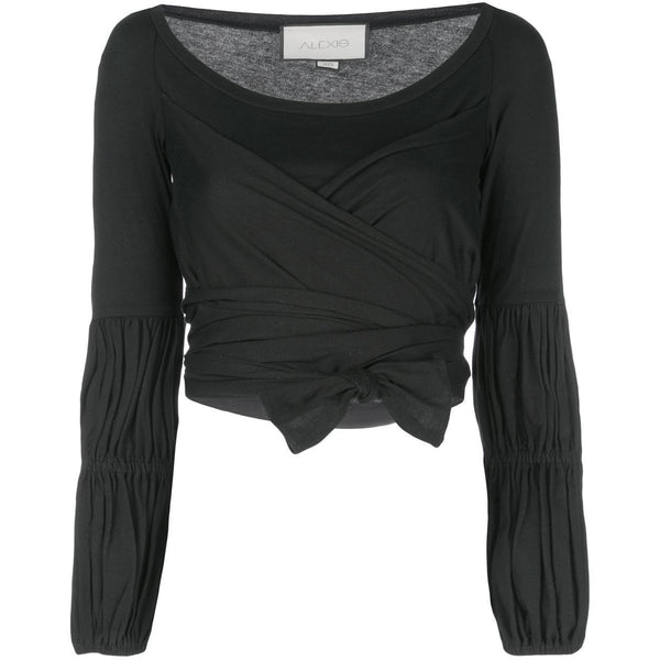 CLOTHING - Niksa Top Black