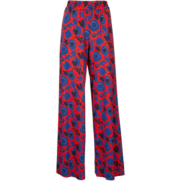 CLOTHING - Palazzo Pants Wildbird Rosso