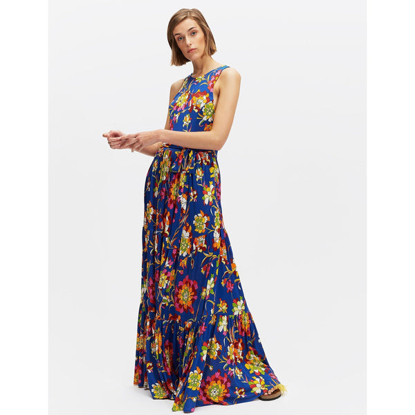 CLOTHING - Pelicano Americano Dress Dandelion Blu