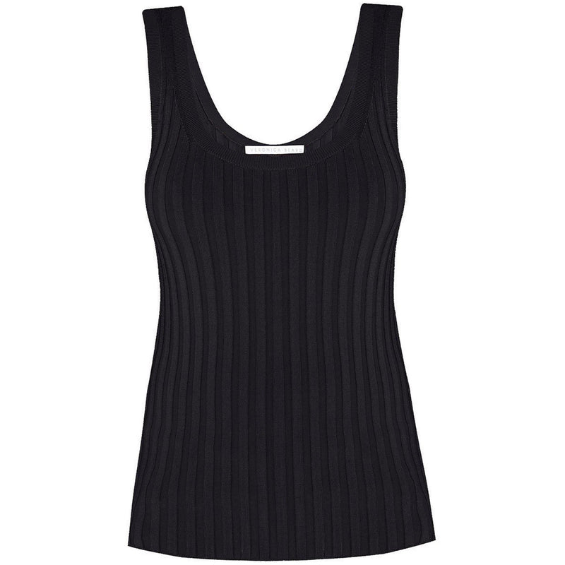 CLOTHING - Sandra Tank Black