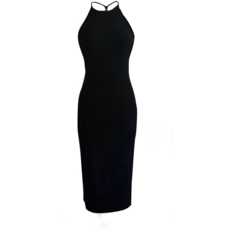 CLOTHING - Stretch Jersey  Fitted Dress