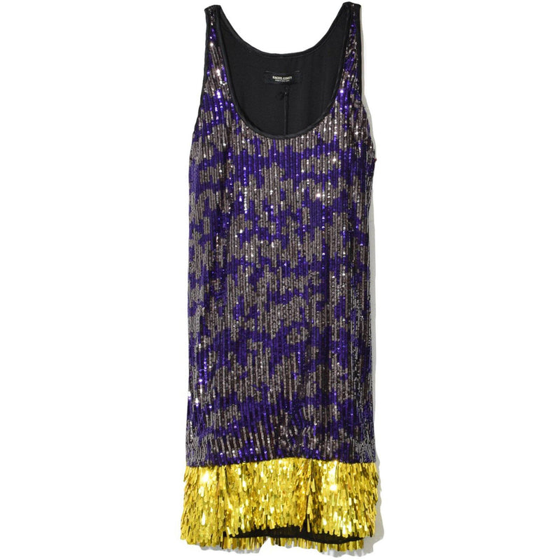CLOTHING - Styx Dress Purple