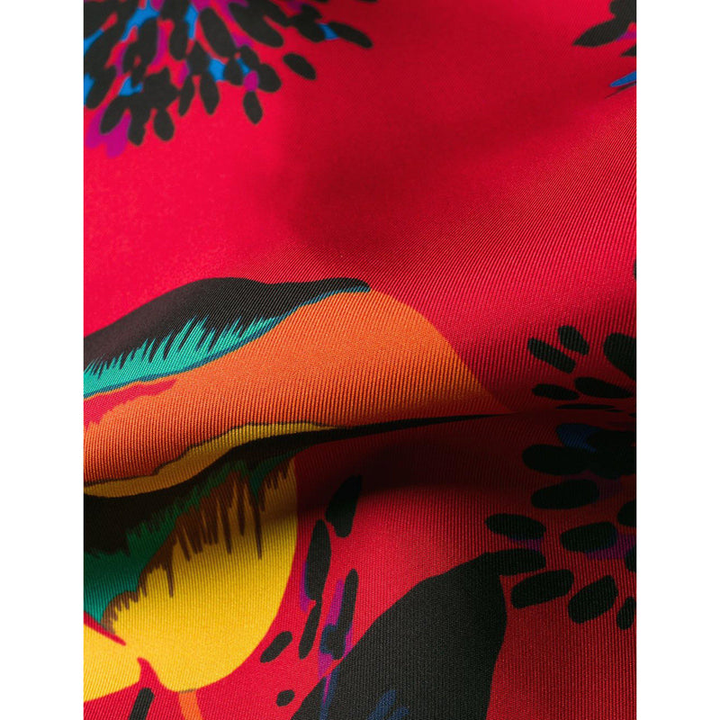 CLOTHING - Swing Dress Parrot