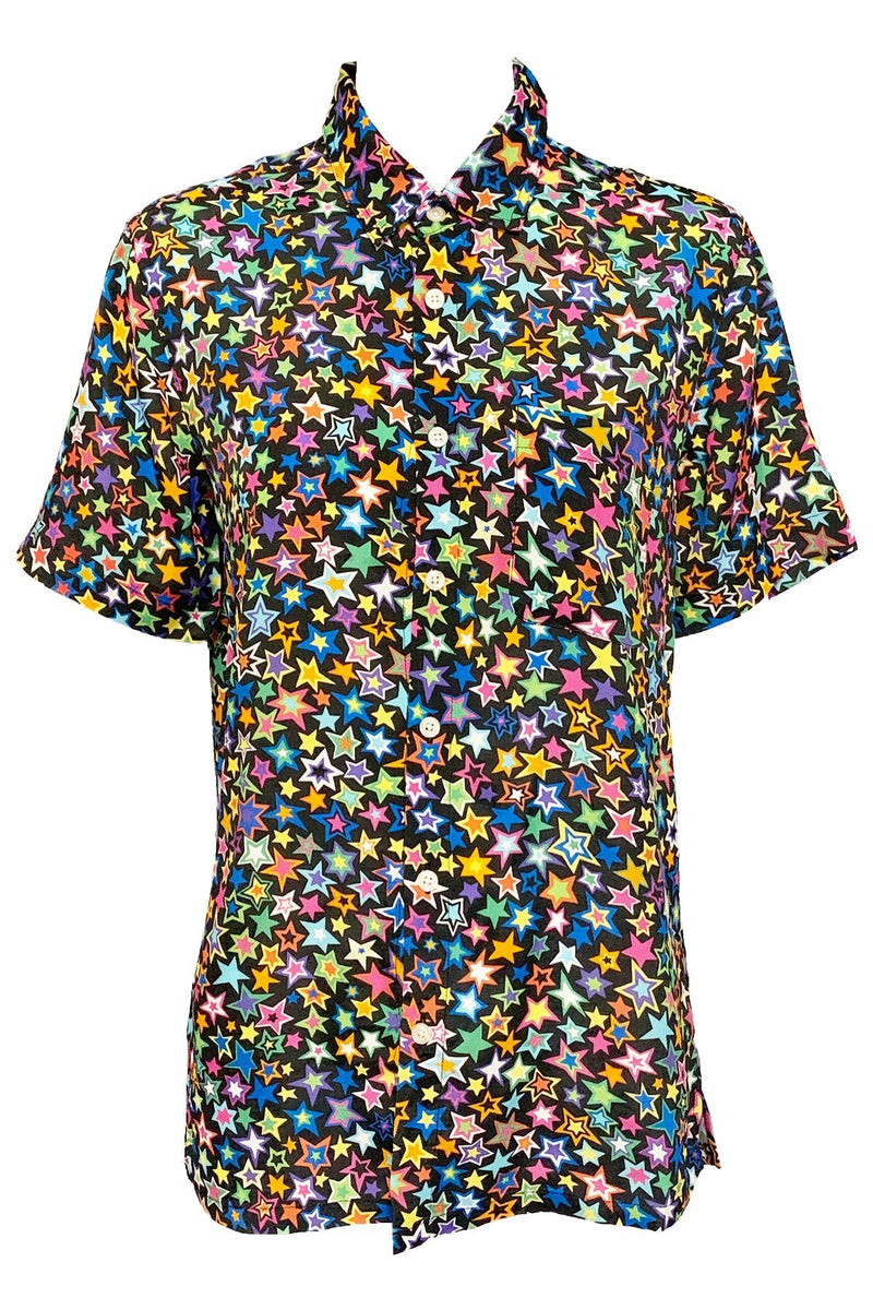 CLOTHING - Tony Shirt Multi Star