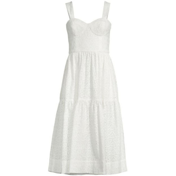 CLOTHING - Valentina Dress Ivory