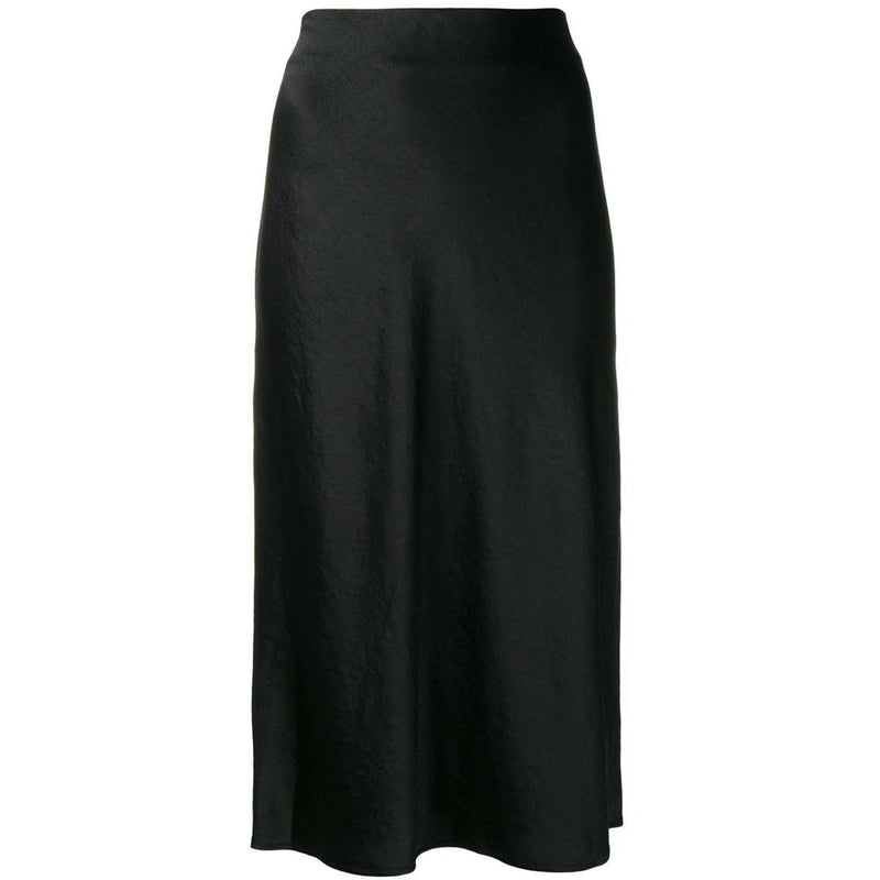 CLOTHING - Wash & Go Woven Skirt Black