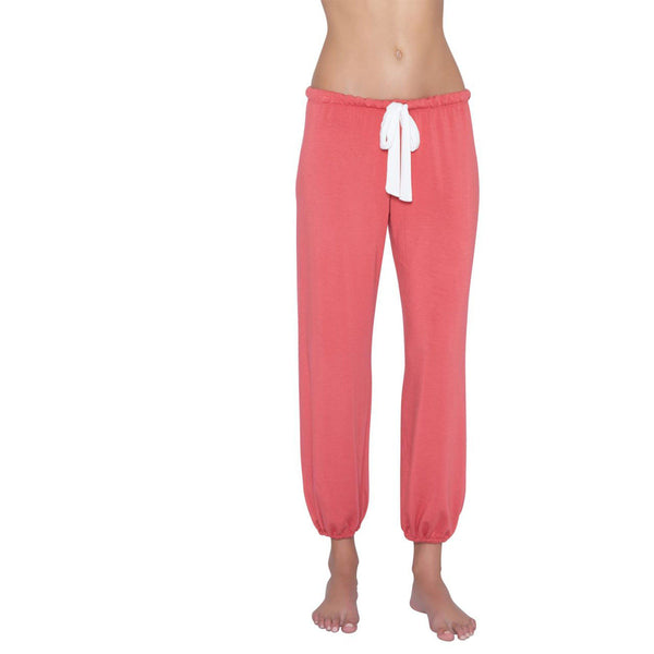 CLOTHING - Winter Heather Cropped Pant Mineral Red