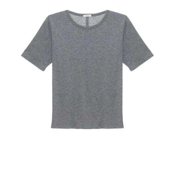 Charlie Siesta Top Heather Grey-EBERJEY-shop-olivia.com