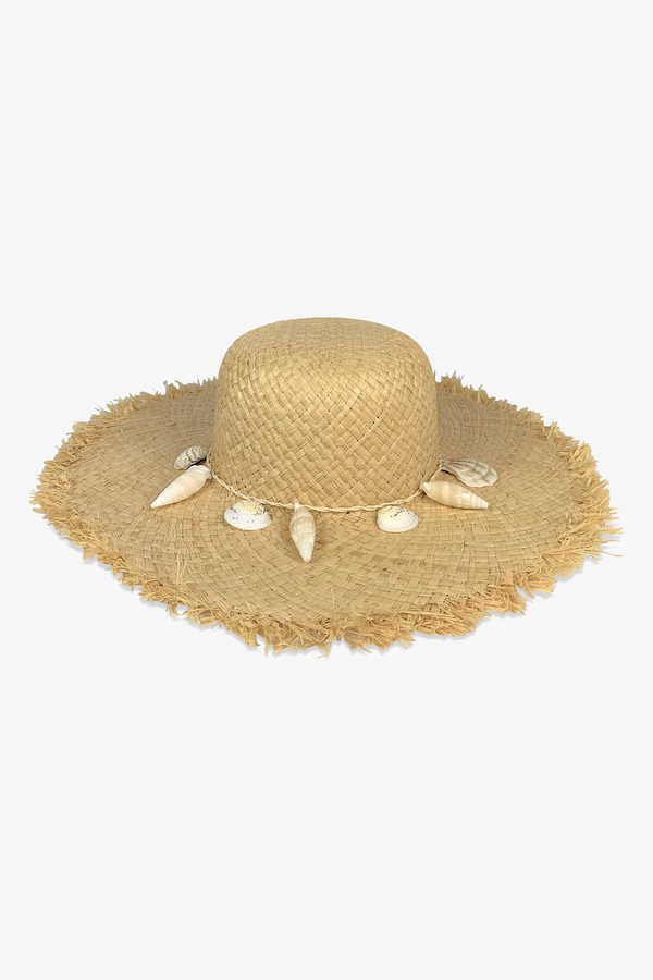 Beachcomber Hat in Natural
