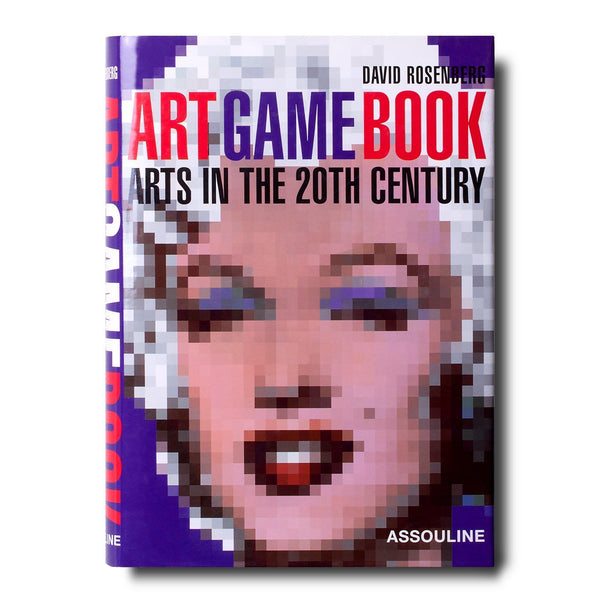 HOME - Art Game Book