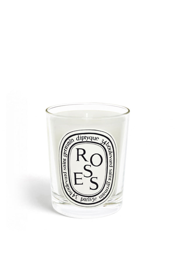 HOME - Roses Candle Medium