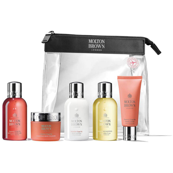 HOME - Women's Travel Luxuries Set