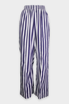 Tillie Pants in Blue Striped