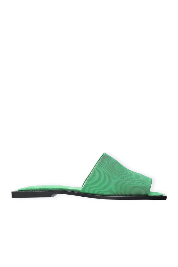 PRE-ORDERS - Slipper Sandals Island Green
