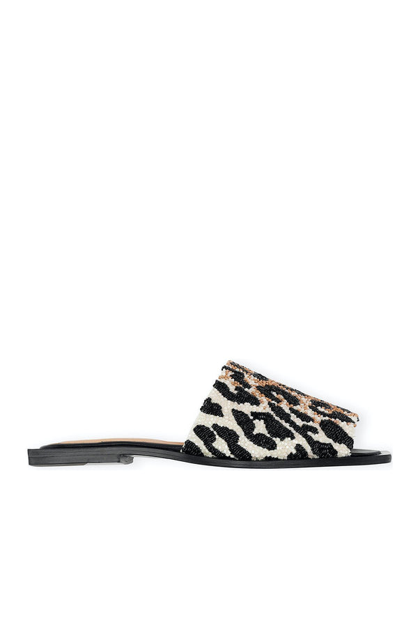 PRE-ORDERS - Slipper Sandals Leopard