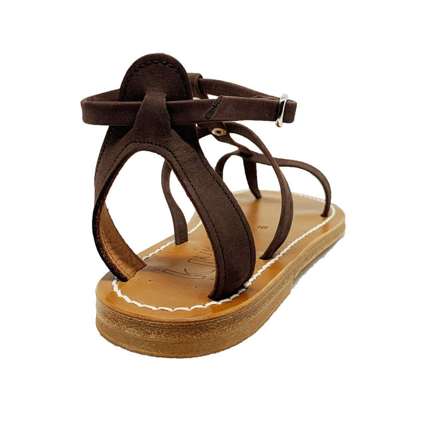 SHOES - Antioche Sandal Ebony