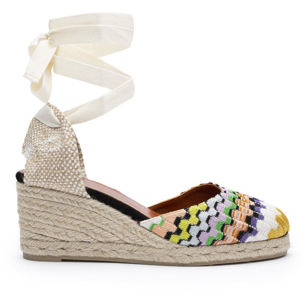 SHOES - Carina Wedge Espadrille