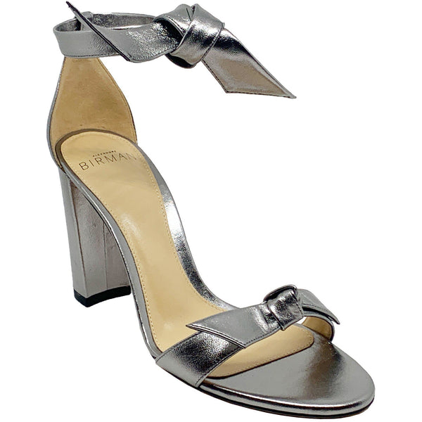 SHOES - Clarita Block Sandal Grafite