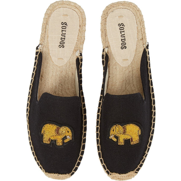 SHOES - Elephant Beaded Mule