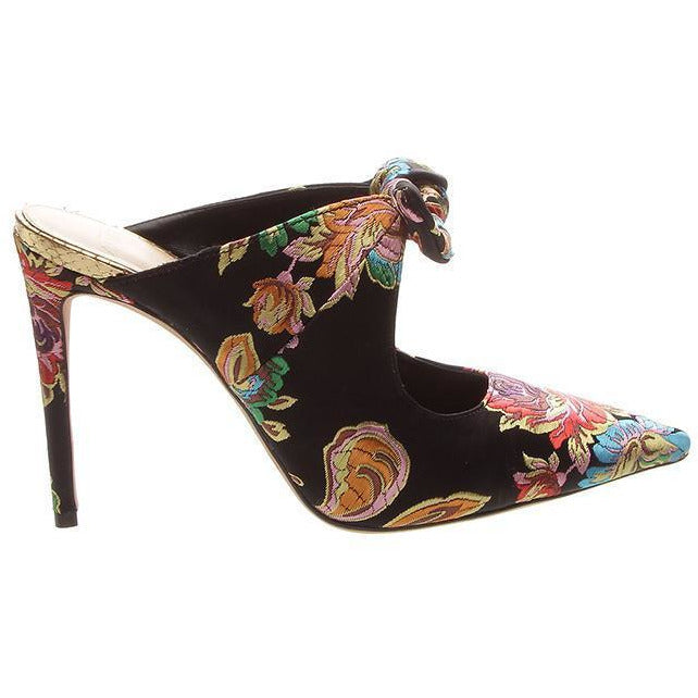 SHOES - Evelyn Fab Floral Golden