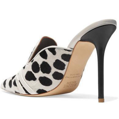 SHOES - Hayley Black Dots