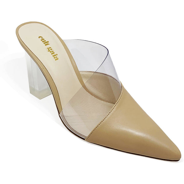 SHOES - Krystle Mule Sand