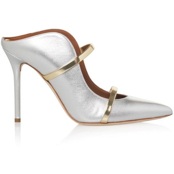 SHOES - Maureen High Heel Silver