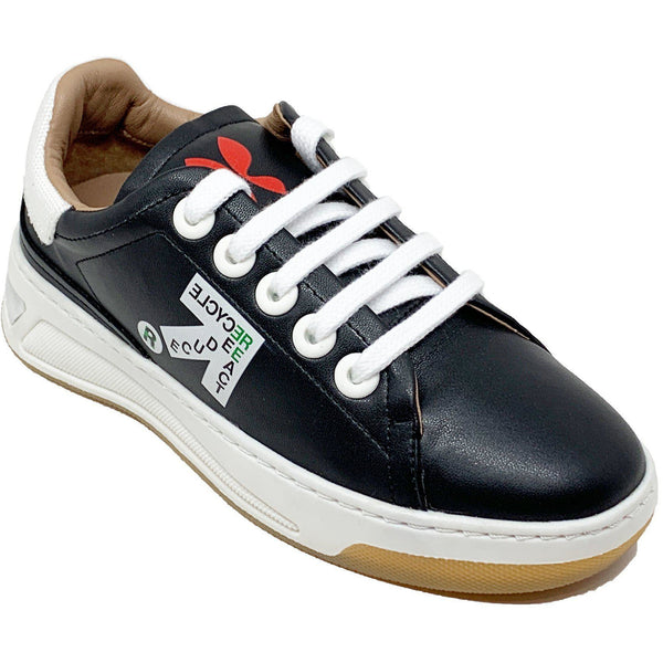 SHOES - Office Sneakers Black
