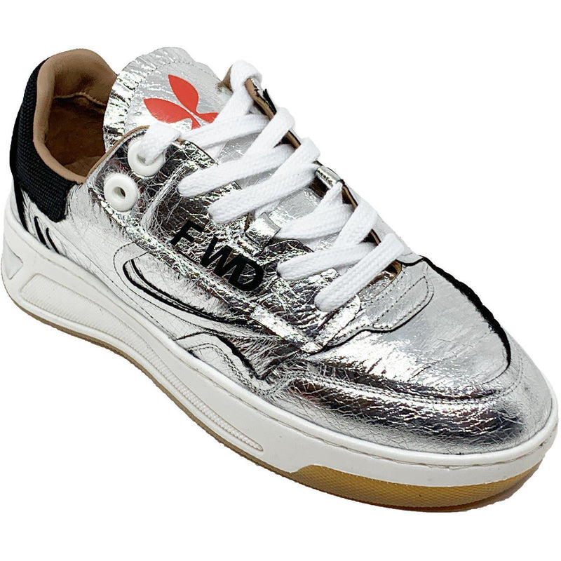 SHOES - Office Sneakers Metallic
