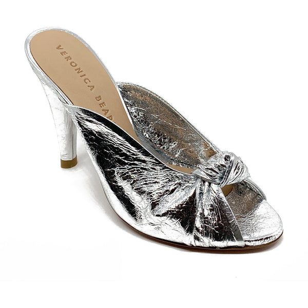 SHOES - Pari Metallic Mule