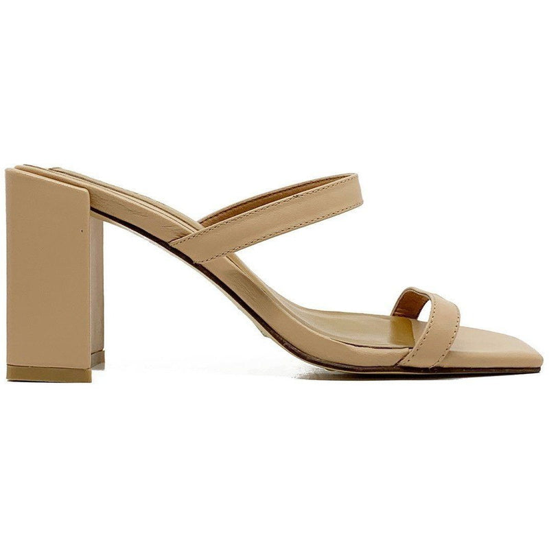 SHOES - Square Heel