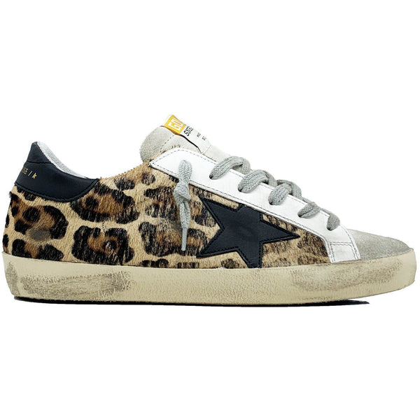 SHOES - Superstar Snow Leopard Sneaker