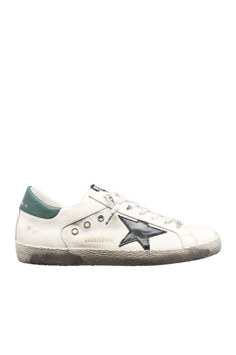 SHOES - Superstar White Leather Men Sneaker