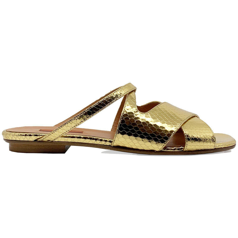 SHOES - Suzanne Sandal Gold