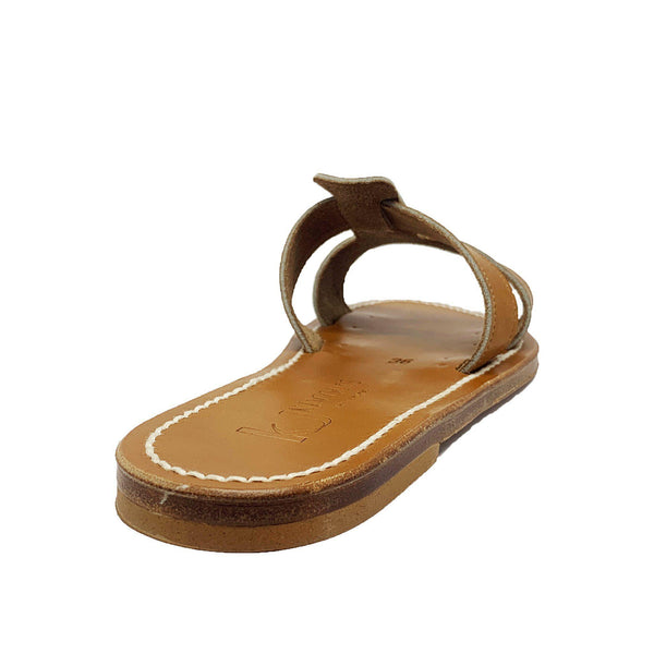 SHOES - Thanos Sandal Naturel