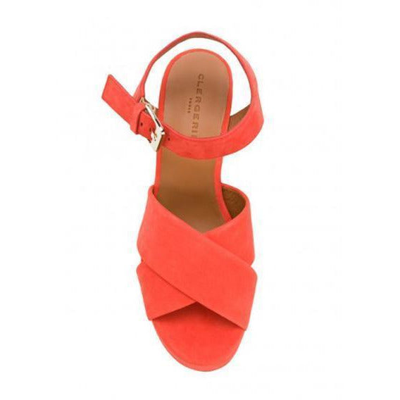 SHOES - Vionica Sandal Red