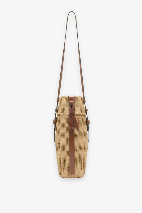 Meadow Bottle Bag in Natural