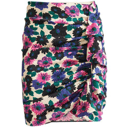 Ravello Skirt Pink Multi