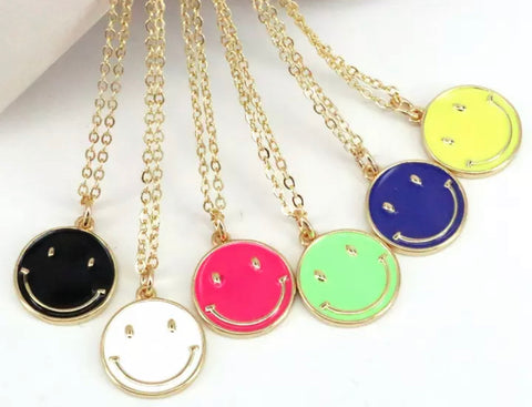 Smiley 😊 Necklace