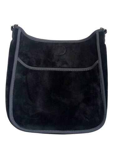 Velvet crossbody - strap sold separately