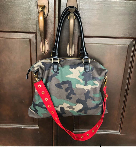 Army Camo crossbody bag