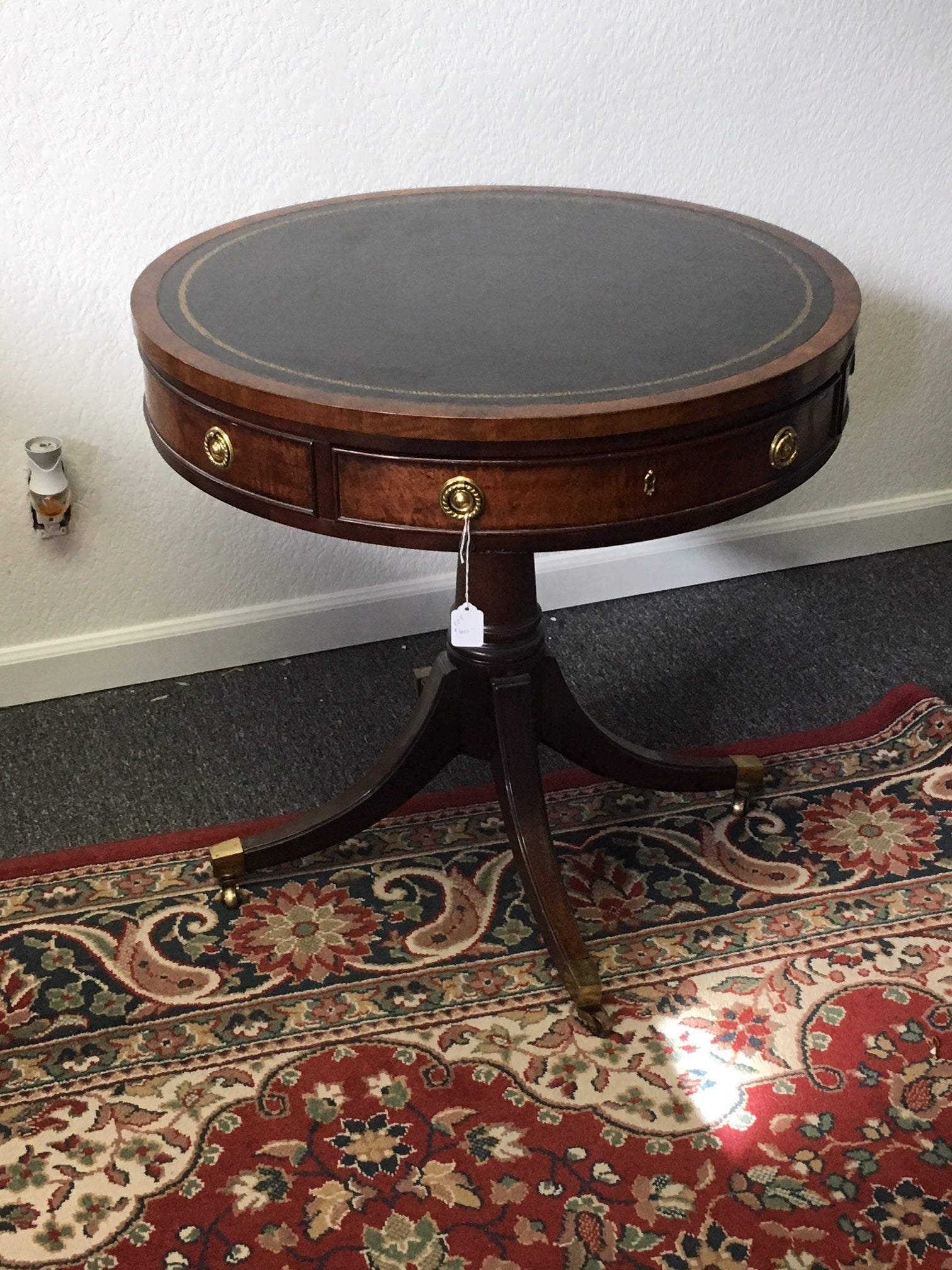 Round Hendredon Table