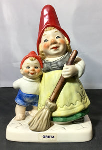 Goebel Gnome, Greta the Housewife