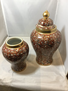Vintage Asian Urns - eet